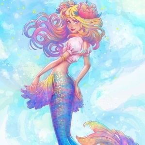 Other - My life is this an angel mermaid